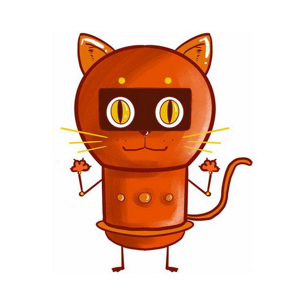 可爱的卡通机器猫308389png图片免抠素材