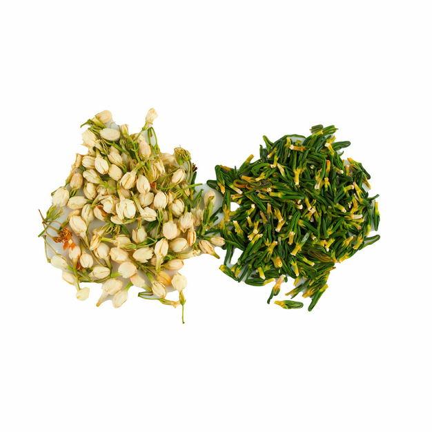黄色花茶和山茶花509605png图片免抠素材 生活素材-第1张