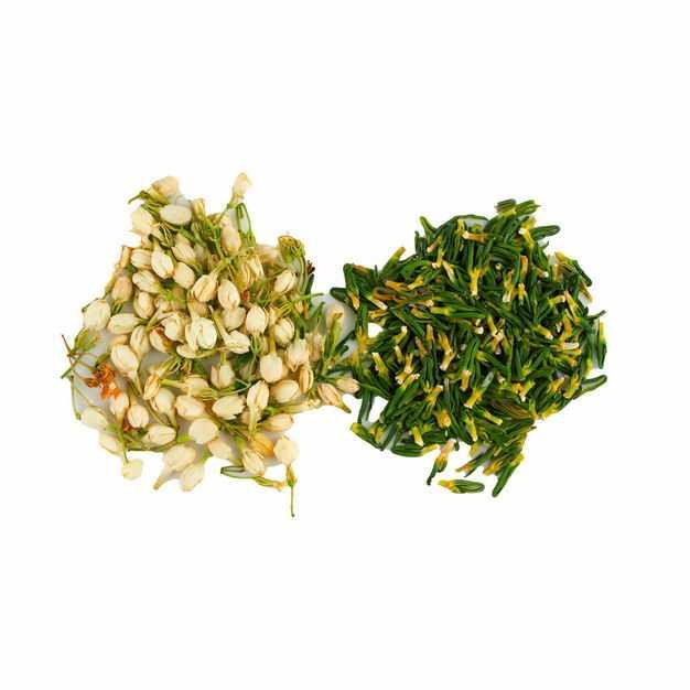 黄色花茶和山茶花509605png图片免抠素材