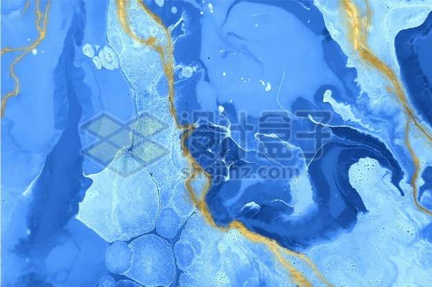 蓝色抽象色块纹理贴图696212背景图片素材