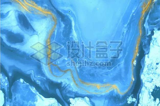 蓝色抽象色块纹理贴图874133背景图片素材