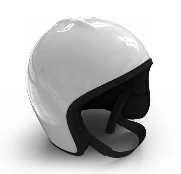 白色摩托车头盔6238583png图片免抠素材