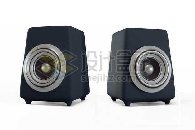 3D立体扬声器小喇叭音乐播放音箱8077220图片免抠素材