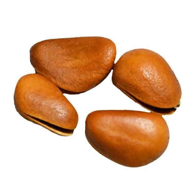 四颗开口松子美味坚果零食6142562png图片免抠素材