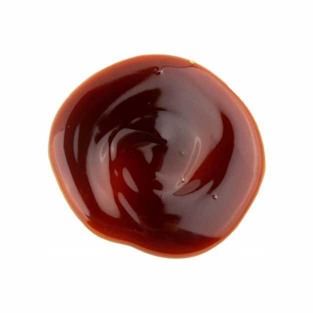 俯视视角一小坨海天蚝油调味品993113png图片免抠素材
