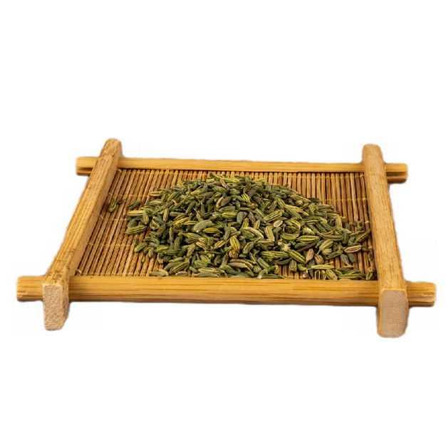 木盘子中装着的孜然小茴香调味品香料1233572png图片免抠素材