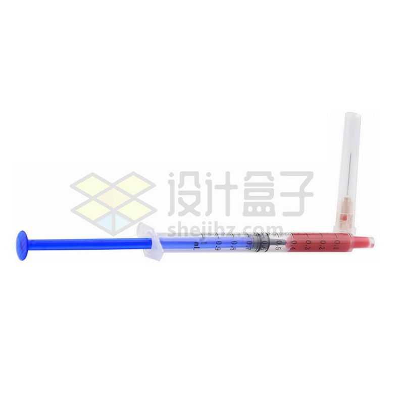 一次性针筒注射器和针头医疗用品7175898png图片免抠素材