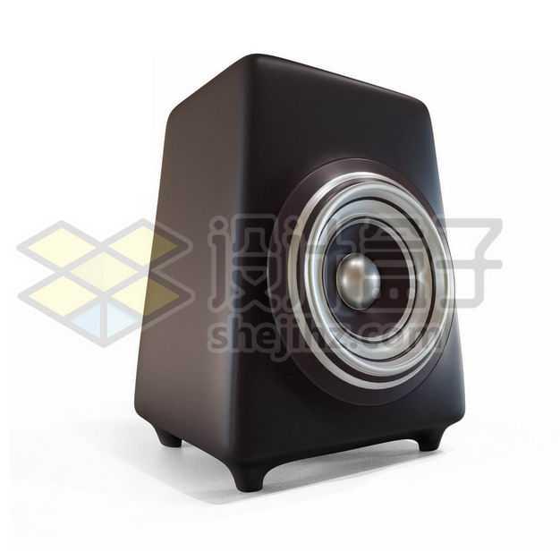 3D立体扬声器小喇叭音乐播放音箱9774651图片免抠素材