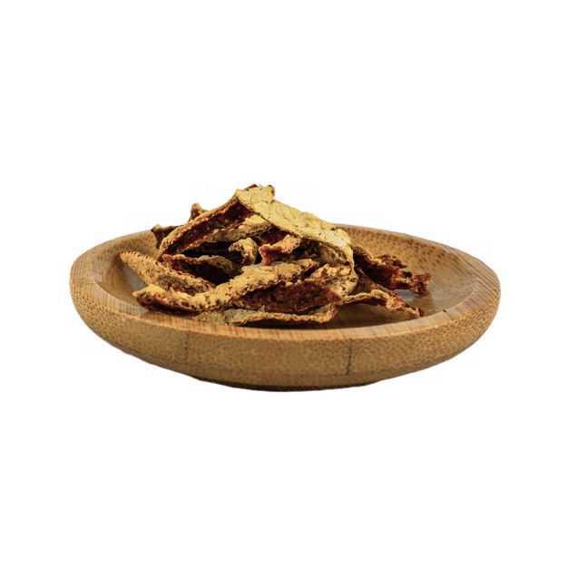 木盘子中装着的陈皮香调味品香料8096231png图片免抠素材