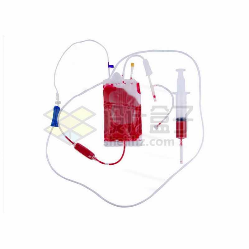 输液袋输血袋挂水针头7616383png图片免抠素材