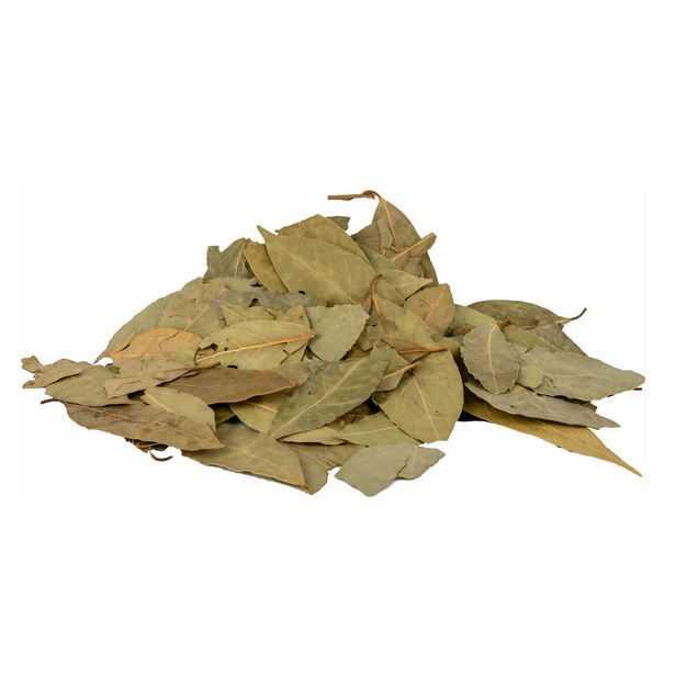 一小堆香叶做菜调味品香料4634917png图片免抠素材