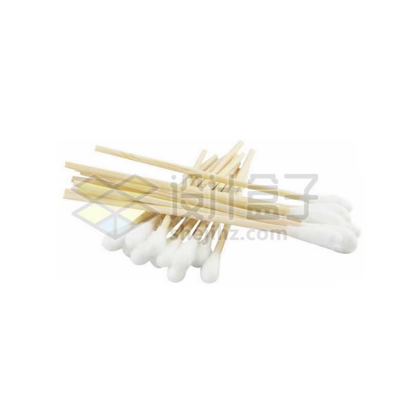 一堆医用棉签棒医疗用品7058381png图片免抠素材