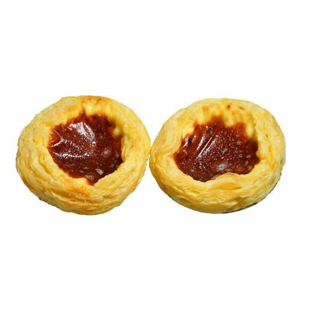 两个蛋挞美味美食1264322png图片免抠素材