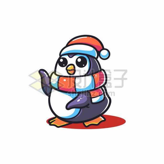 可爱的卡通企鹅1786181png图片免抠素材