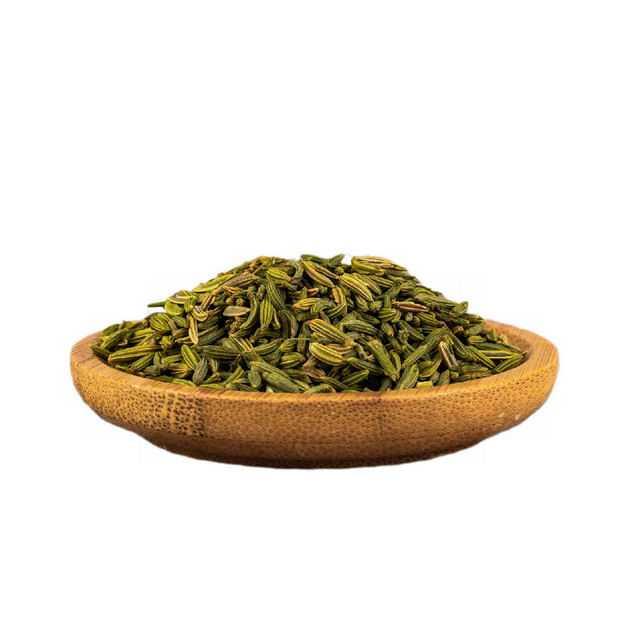 木盘子中装着的孜然小茴香调味品香料4495181png图片免抠素材