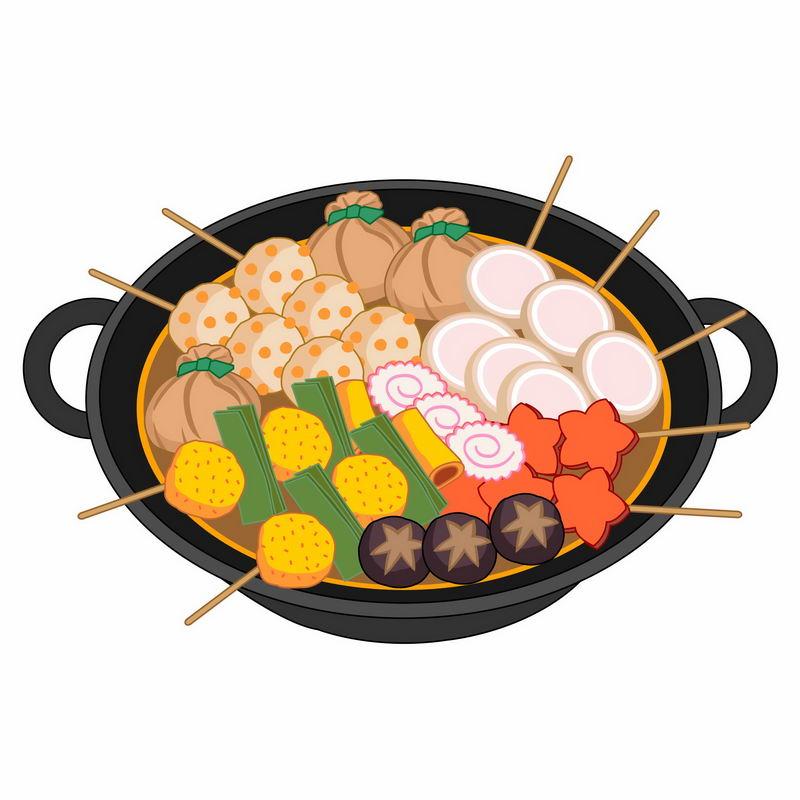 一锅关东煮美味美食6703012图片免抠素材 生活素材-第1张