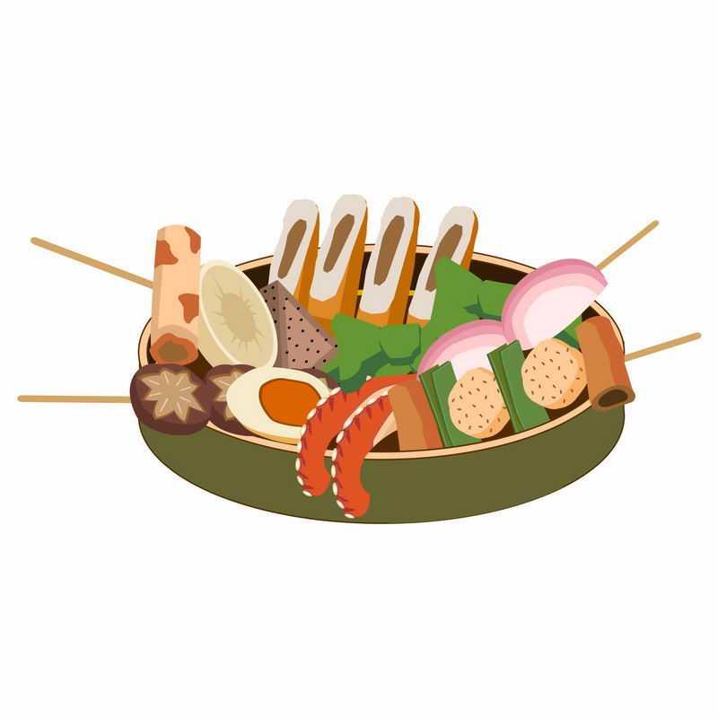 一锅关东煮美味美食2394878图片免抠素材
