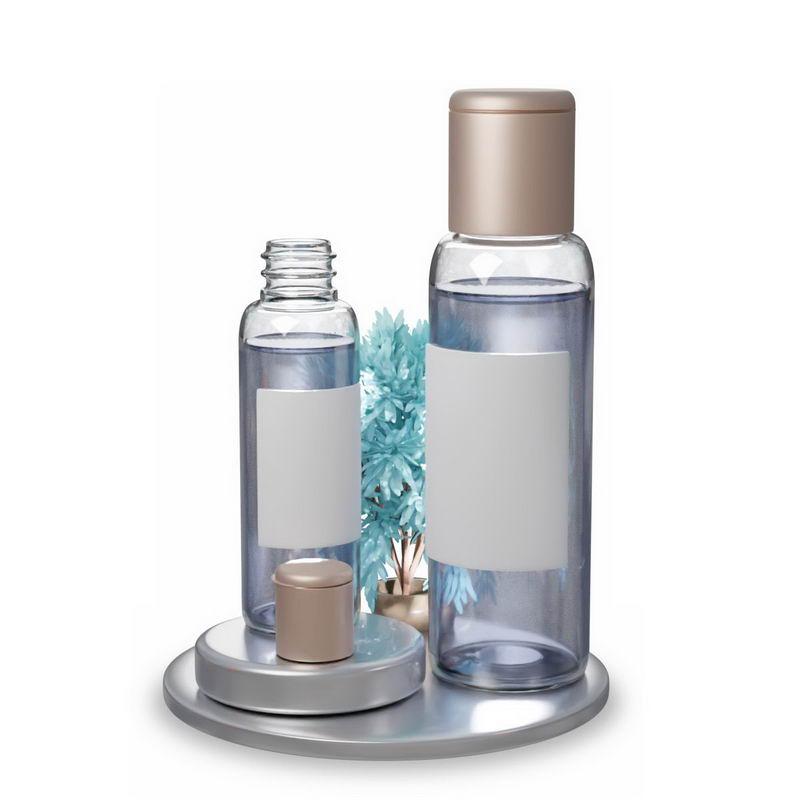 各种精华液护肤品化妆品瓶子3302118图片免抠素材 生活素材-第1张