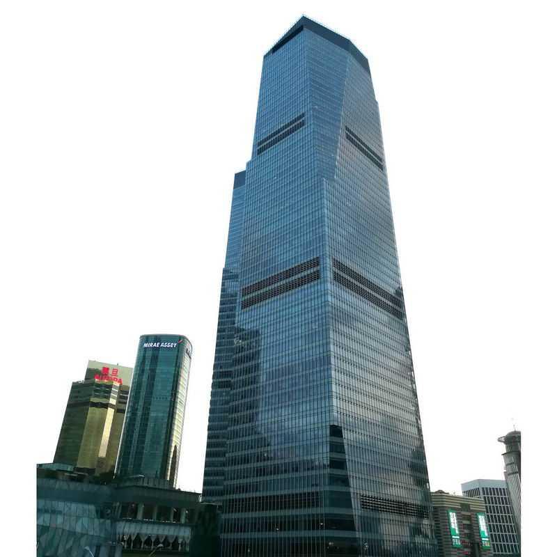 广州太古汇高楼大厦城市建筑7656396png图片免抠素材