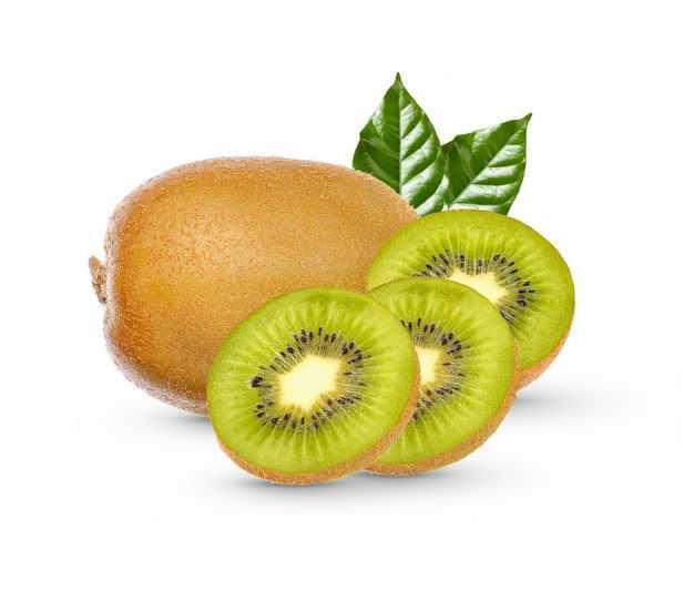 切开的猕猴桃奇异果美味水果8164361免抠图片素材