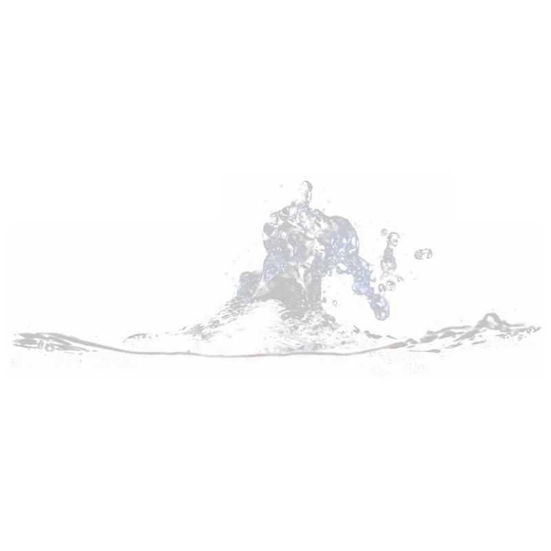 飞溅起来的半透明水花浪花水效果3377744png图片免抠素材