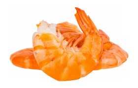 掐头的虾仁美味美食850812图片免抠素材