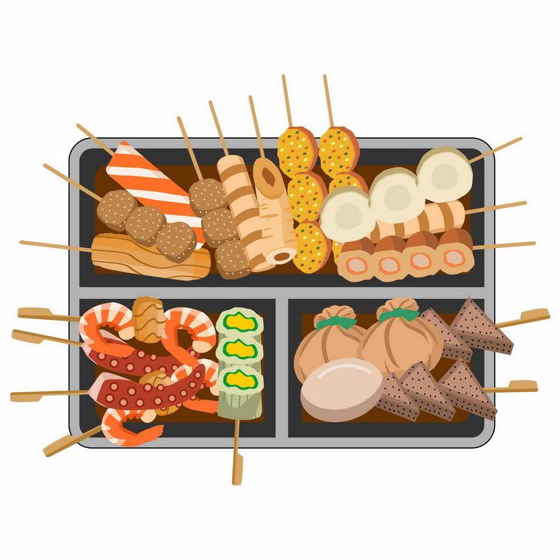一锅关东煮美味美食6940652图片免抠素材 生活素材-第1张