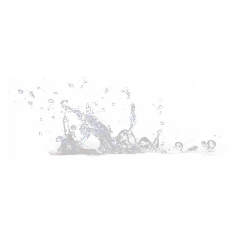 飞溅起来的半透明水花浪花水效果2289072png图片免抠素材