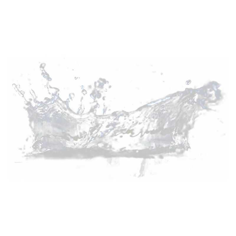 飞溅起来的半透明水花浪花水效果4701954png图片免抠素材