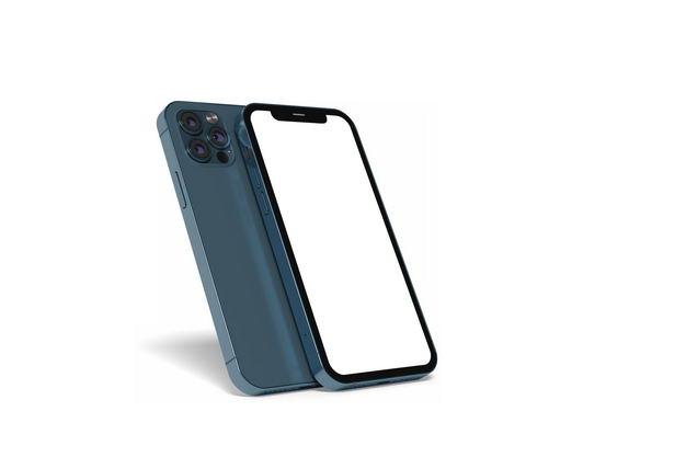 苹果手机iPhone12正反面显示样机8123197图片素材 样机-第1张