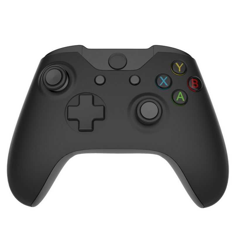 3D立体黑色的游戏手柄控制器1913454png图片免抠素材