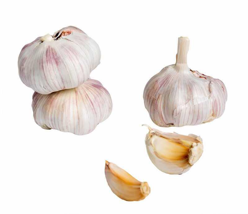 各种大蒜瓣美味调料2136457png图片免抠素材