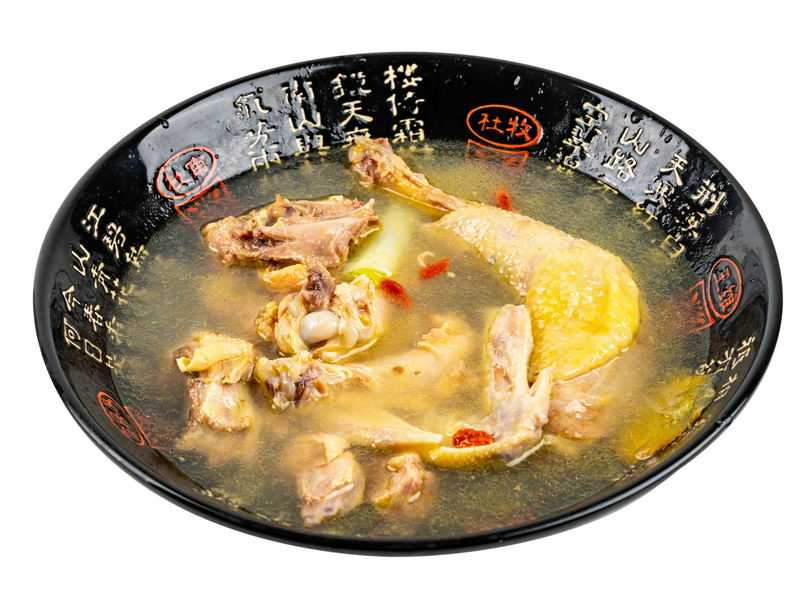 一大碗鸡汤美味老母鸡土鸡小公鸡美食4969818png图片免抠素材