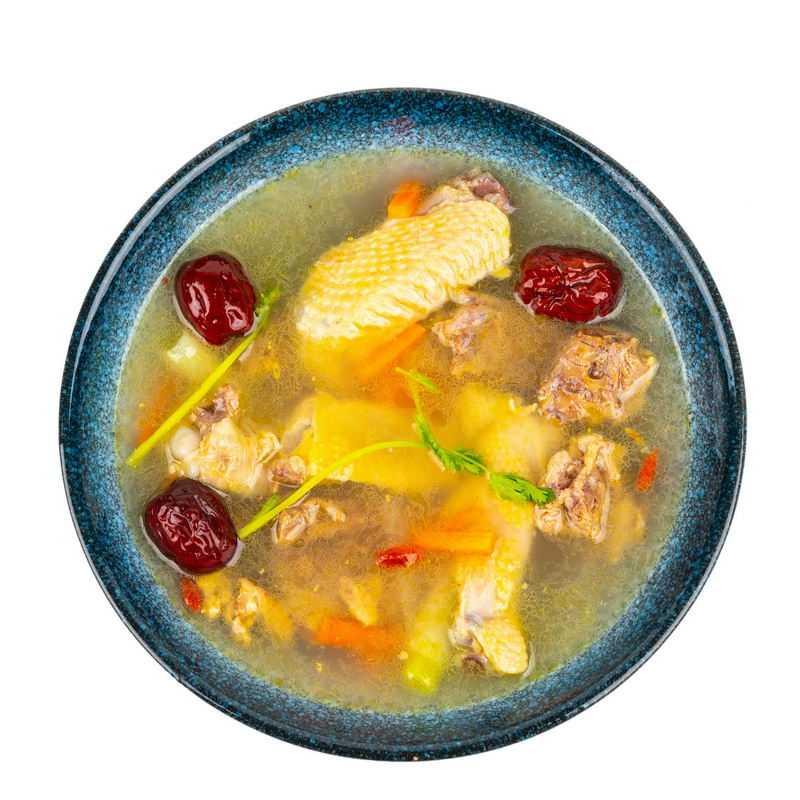一大碗土鸡汤药膳鸡汤美味美食2274425png图片免抠素材