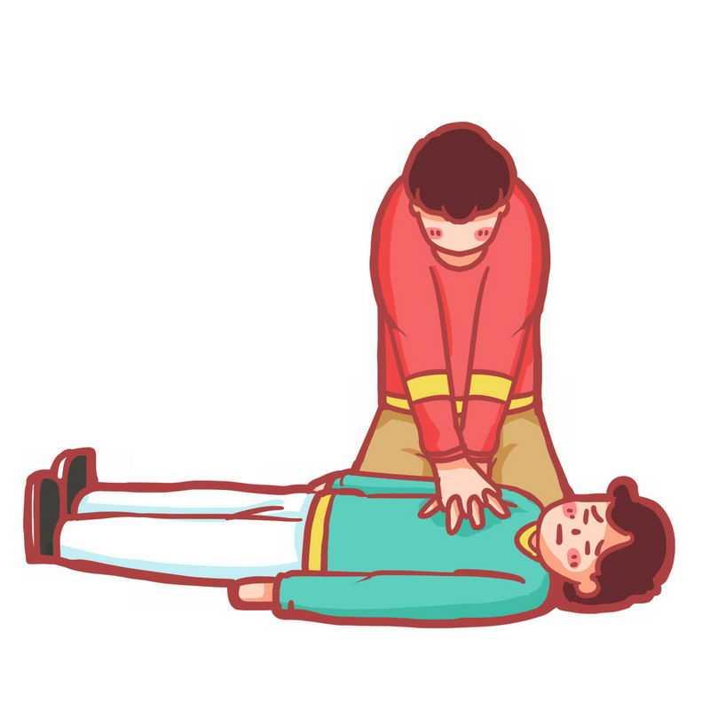心脏骤停急救人员医护人员抢救措施2328209PSD图片免抠素材