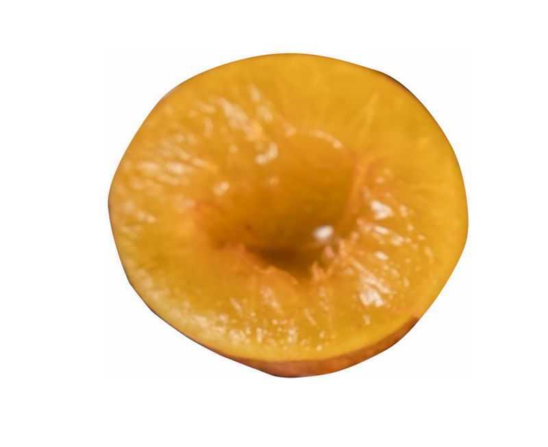 切开的西梅话梅鲜果美味水果2036127png图片免抠素材