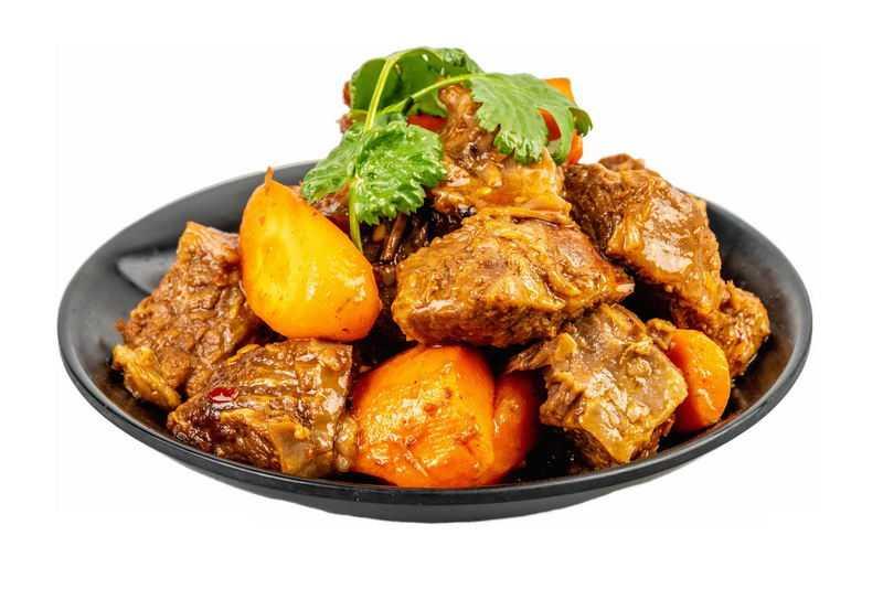一碗美味的胡萝卜炖牛肉红烧牛肉酱牛肉美味美食3601651png图片免抠素材