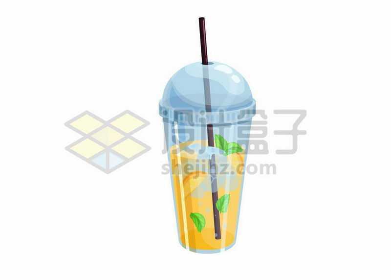 一杯奶茶美味饮料1571503矢量图片免抠素材