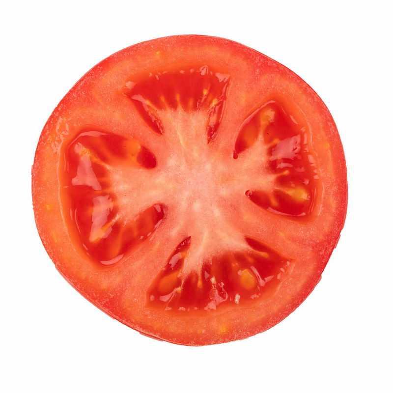 西红柿横切面美味蔬菜水果4833157png图片免抠素材
