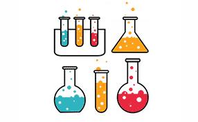 化学实验教学仪器图片素材