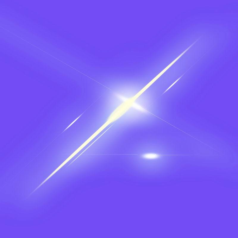 白色电光闪现十字光效果4979213图片素材 效果元素-第1张