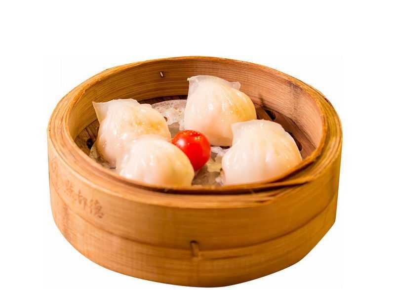 蒸笼中的汤包水晶包子美味广式早茶美食5691427png图片免抠素材