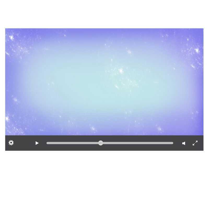 深灰色电脑视频播放器界面设计1821027图片素材