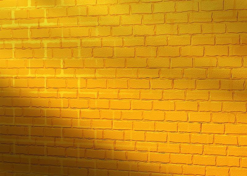 黄色砖墙背景图8148404图片素材 材质纹理贴图-第1张