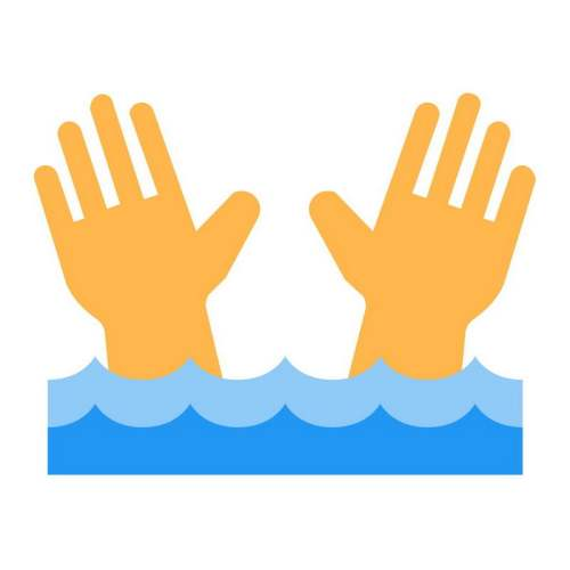水深危险禁止游泳预防溺水安全宣传插画2220702png免抠图片素材