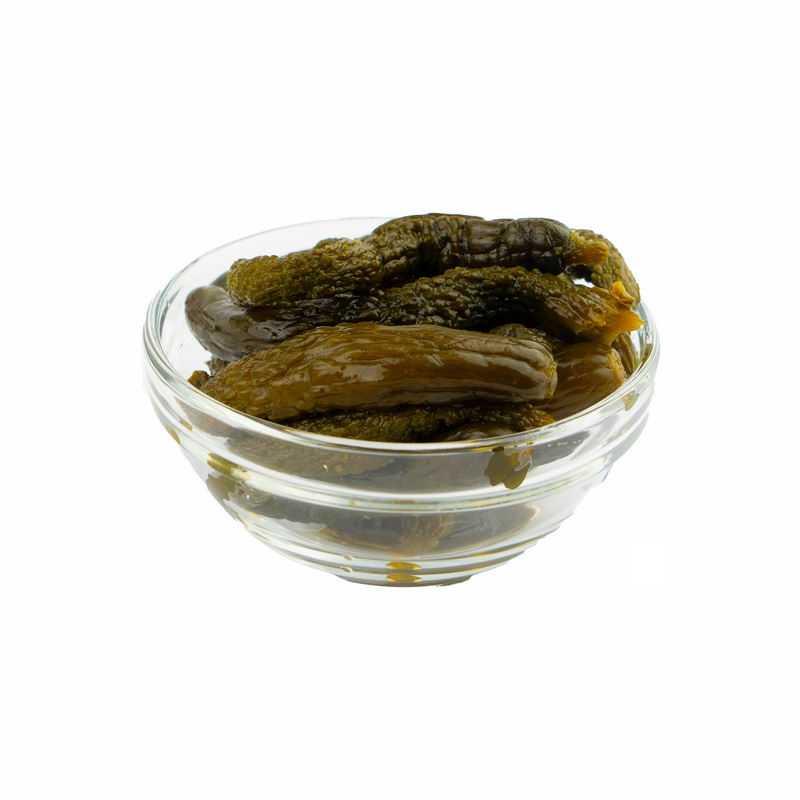 玻璃碗中的腌黄瓜酸黄瓜美味腌菜9570281png免抠图片素材