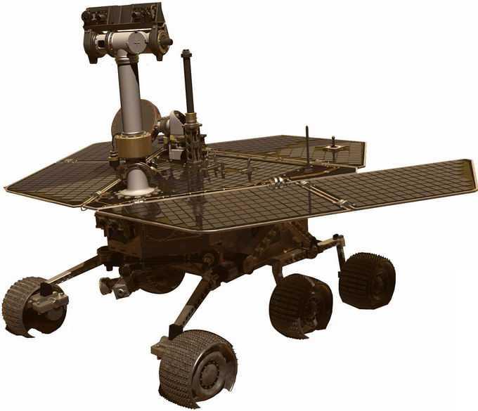 勇气号火星车美国火星探测车7065134png免抠图片素材