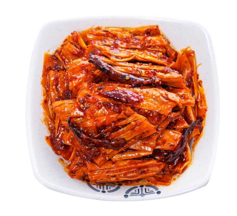盘子中的辣白菜朝鲜族传统美食韩餐3558744png免抠图片素材