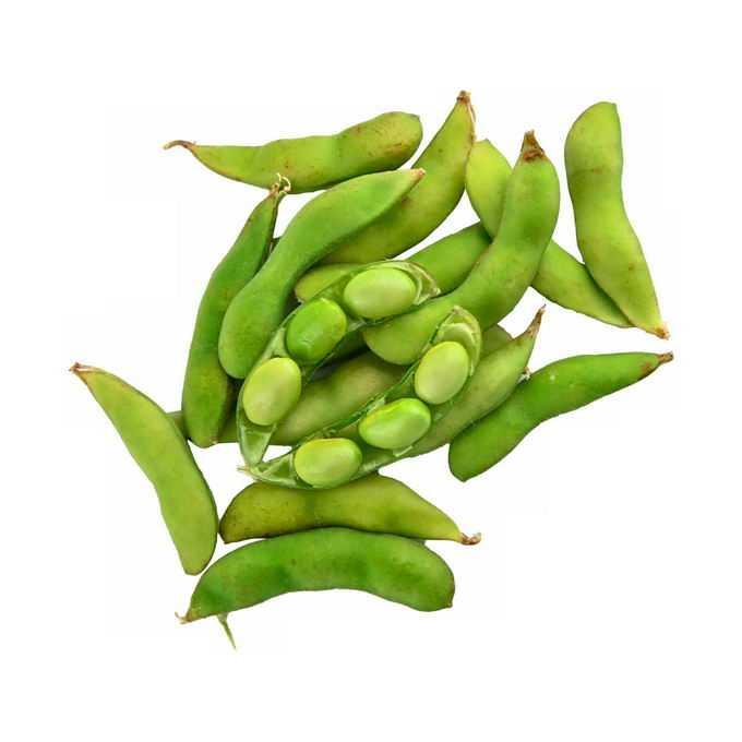 一大堆毛豆菜用大豆黄豆青豆美味蔬菜7188269png免抠图片素材