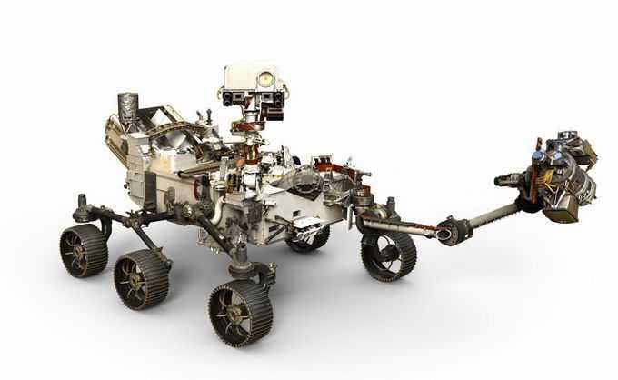 好奇号火星车美国火星探测车5969951png免抠图片素材